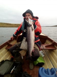 Salmon Fishing Mayo Ireland