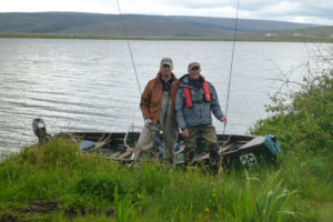 he Belgium team Danny & Paul: Ierland Carrowmore and Owenmore river. From 16 till 21 june